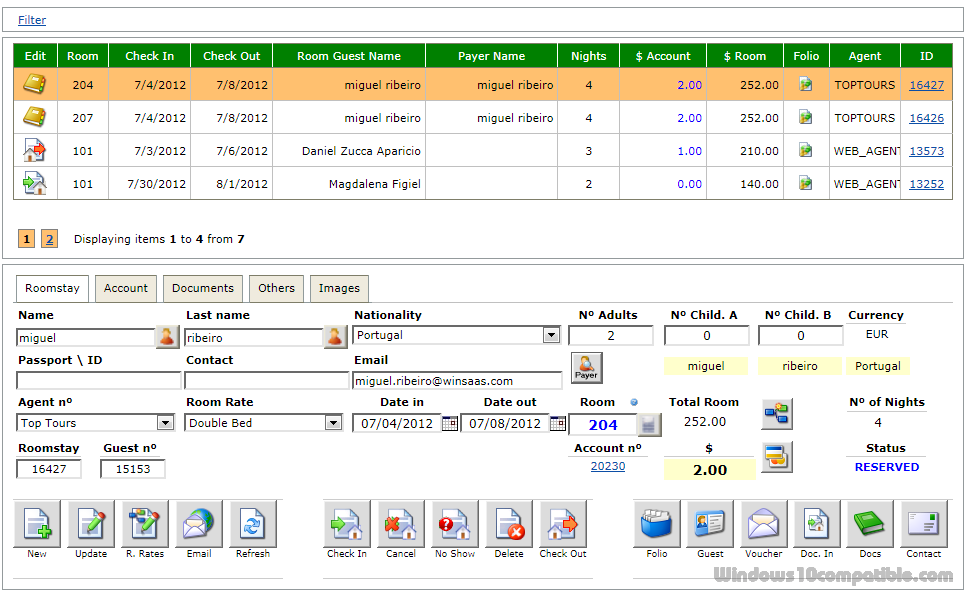 Hotel Management System 3.0.17 Free Download